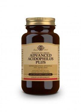 Solgar Advanced Acidophilus Plus 120 veg.caps