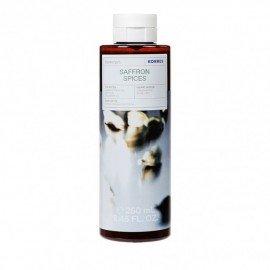 Korres Saffron Spices Ενυδατικό Αφρόλουτρο 250 ml