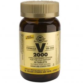 Solgar Formula VM-2000 60 tabs