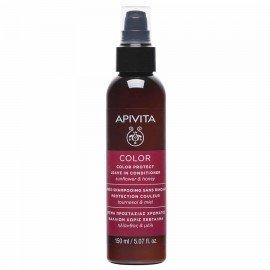 Apivita Color Protect Leave in Contitioner με Ηλίανθο & Μέλι 150ml