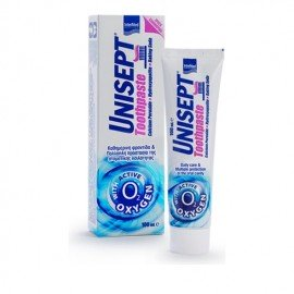 Intermed Unisept Toothpaste Active Oxygen, Οδοντόκρεμα 100ml