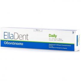 Elladent Daily Οδοντόκρεμα για την Πρόληψη της Ουλίτιδας, της Τερηδόνας & της Κακοσμίας του Στόματος 75ml
