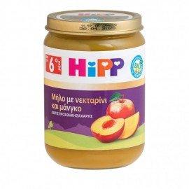 Hipp Μήλο Νεκταρίνι και Μάνγκο 190 gr