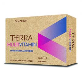 Genecom Terra Multivitamin 30 tabs