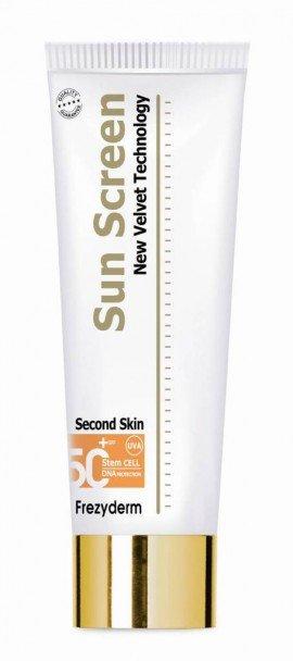 Frezyderm Sun Screen Velvet Body Lotion SPF50+ Αντηλιακό Γαλάκτωμα Σώματος 125ml