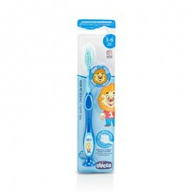 Chicco Παιδική Οδοντόβουρτσα 3 - 6 Ετών 1Τμχ