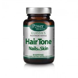 Power Health Platinum Range Hairtone Nails & Skin 30 caps