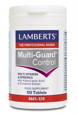 Lamberts Multi Guard Control, 120 Tablets