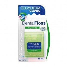 Elgydium Dental Floss Fluoride 35 m