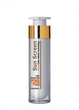 Frezyderm Sun Screen Color Velvet Face SPF50+ 50 ml