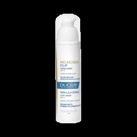 Ducray Melascreen Eclat Creme Legere SPF15, Ενυδατική Κρέμα Λάμψης για Πανάδες-Κηλίδες Κανον/Μεικτές 40ml