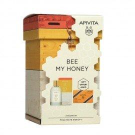 Apivita Bee My Honey Eau de Toilette 100 ml & Δώρο Σαπούνι Μέλι 125 g