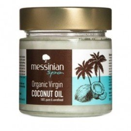 Messinian Spa Organic Virgin Coconut Oil 190ml