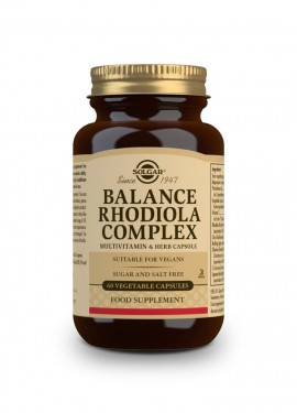 Solgar Balance Rhodiola Complex 60 caps