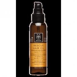 Apivita Hair Care Rescue Hair Oil Nourishing & Repairing argan & olive 100 ml
