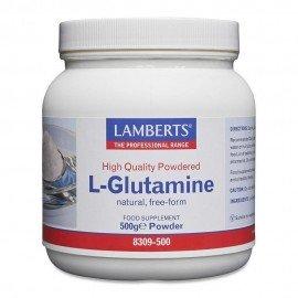 Lamberts L-Glutamine Poweder 500gr