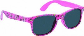 Eyelead Γυαλιά Ηλίου Παιδικά με Ροζ Σκελετό & Σχέδιο K1063