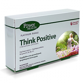 Power Health Classics Platinum Think Positive 30caps