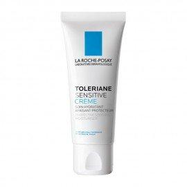 La Roche Posay Toleriane Sensitive,Ενυδατική Κρέμα με Πρεβιοτικά για Ευαίσθητες Επιδερμίδες, 40ml