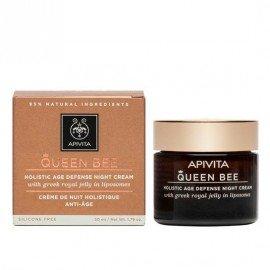 Apivita Queen Bee Κρέμα Νύχτας Ολιστικής Αντιγήρανσης 50 ml