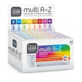Pharmalead Multi A to Z 60 κάψουλες