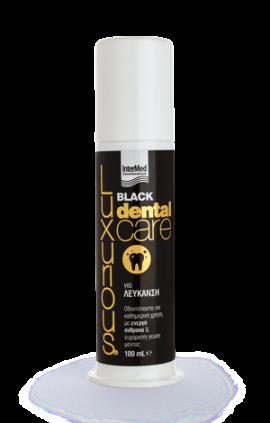 Intermed Luxurious Black Dental Care 100 ml