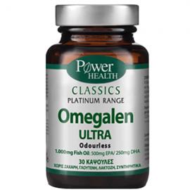 Power Health Classics Platinum Omegalen Ultra 30caps