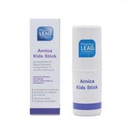 Pharmalead Arnica Kids Stick, Στίκ Κατάλληλο για Άμεση Ανακούφιση από Οιδήματα και Μελανιές, 15g.