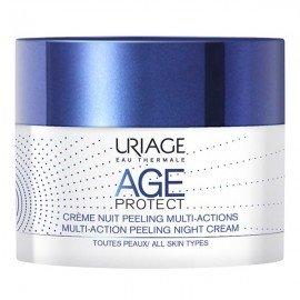 Uriage Age Protect Multi-Action Peeling Night Cream 50 ml