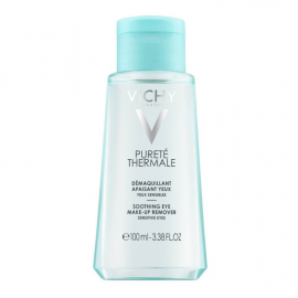 Vichy Purete Thermale Soothing Eye Make-Up Remover 100ml