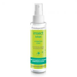 Pharmasept Insect Lotion Εντομοαπωθητικό Σπρέι 100 ml