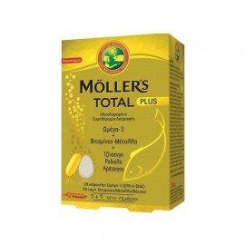 Mollers Total Plus 28 tabs