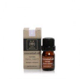 Apivita Essential Oil, Αιθέριο Έλαιο με Θυμάρι 5ml