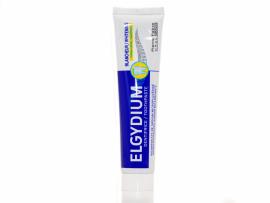 ELGYDIUM Whitening Cool Lemon Καθημερινή λευκαντική οδοντόπαστα 75ml