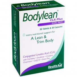 HEALTH AID BODYLEAN CLA PLUS 30s CAPS+30s TABS