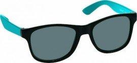 Eyelead Γυαλιά Ηλίου Παιδικά με Μαύρο Γαλάζιο Σκελετό K1056