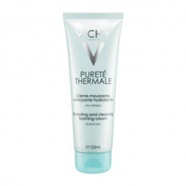 Vichy Purete Thermale Hydrating & Cleansing Foaming Cream 125ml