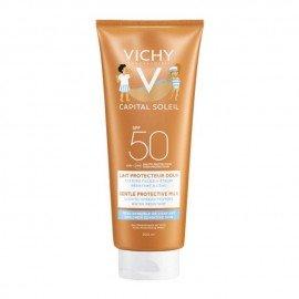 Vichy Ideal Soleil Αντηλιακό Γαλάκτωμα για Παιδικές Επιδερμίδες SPF 50+ Πρόσωπο & Σώμα 300ml