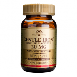 Solgar Gentle Iron 20 mg 180 veg.caps