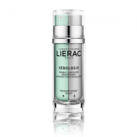 Lierac Sebologie Double Concentre Resurfacant Imperfections Installees 15 ml & 15 ml