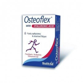Health Aid Osteoflex with Hyaluronic Acid 60 tabs