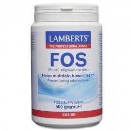 Lamberts FOS (Φρουκτο Ολιγοσακχαρίτες) Σκόνη 500gr (πρώην ELIMINEX)