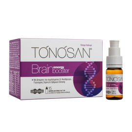 Uni-Pharma Tonosan Brain Energy Booster 15 vials x 7 ml