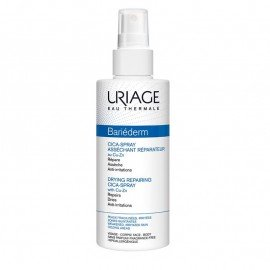 Uriage Bariederm Drying Repairing Cica-Spray with cu-zn 100 ml