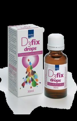 Intermed D3 Fix Drops 30ml