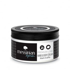 Messinian Spa Hand & Body Cream Premium Line Black Truffle 250ml