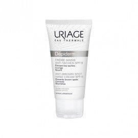 Uriage Depiderm Anti-Brown Spot Hand Cream SPF15 50 ml