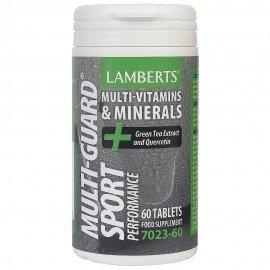Lamberts Multi-Guard Sport Performance 60 Tablets