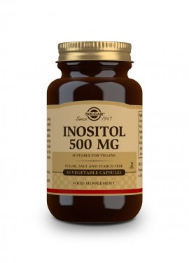 Solgar Inositol 500 mg 50 veg.caps