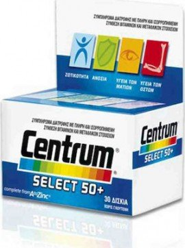 Centrum Select 50+ 30 tabs